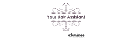 "DAVINES""Your Hair Assistant"""